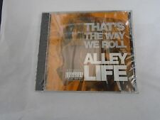 That's the Way We Roll [Single] by Alley Life (Cassette, Apr-2001,NEW
