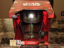 Captain Phasma Signed Star Wars Prop Movie Helmet Gwendoline Christie Last Jedi