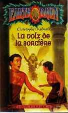 EARTHDAWN 2/..LA VOIX DE LA SORCIERE../C.KUBASIK roman FLEUVE NOIR