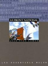 Le Front National-Camus