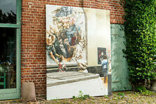 Riesiges Gemälde Öl Martin Figura Italien Berlin huge oil painting Italy