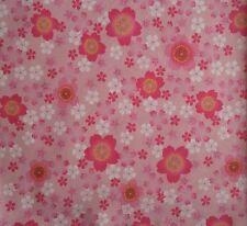 Furoshiki Tapestry Table Cloth  SAKURA  PINK  Made in Japan   Cotton 100%