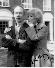 BRIAN MURPHY hand-signed GEORGE & MILDRED 8x10 uacc rd coa YOOTHA JOYCE CLOSEUP