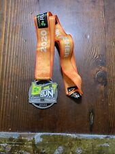 2020 Portland  8K Shamrock Run Marathon Finishers Medal