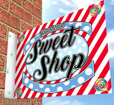 Sweet Shop Wall SIGN, for Traditional Sweets Shop, SHOP FRONT, Shop Sign