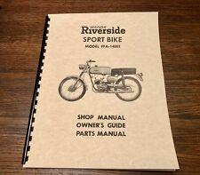Vintage look Wards Riverside Benelli World Champion Decal