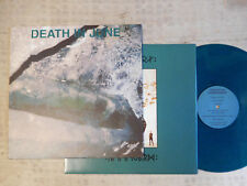 Death In June – Operation Hummingbird - LP VINILE VERDE
