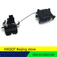 New Genuine Power Tailgate Latch Assembly OEM For Hyundai Tucson 81230D3100