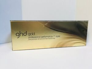 """GHD Gold Professional Performance 1"""" Styler Flat Iron - GOLD"""