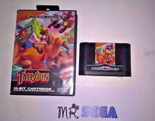 TALESPIN for SEGA MEGADRIVE 'VERY RARE & HARD TO FIND'