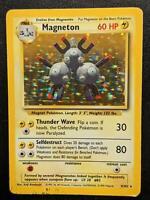 2 Separate Pokémon #9//102 Magneton Holo Excellent Condition