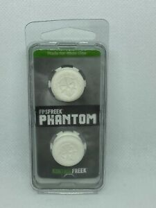KontrolFreek FPSFreek Phantom Performance Thumbstick White Grips Xbox One NEW