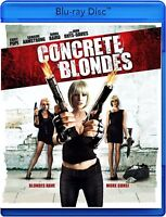 Concrete Blondes (2016, Blu-ray New)