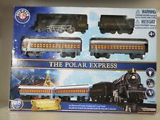 Polar Express Lionel Mini Ready To Play Train Set Battery Operated New