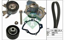 INA Bomba de agua+kit correa distribución Para FORD S-MAX MONDEO 530 0558 31