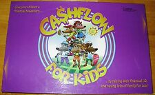 CASH FLOW FOR KIDS Game Rich Dad Robert Kiyosaki MONEY MANAGEMENT MINT CONDITION