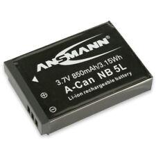ANSMANN Akkupack A-Can NB 5 L Ersatz für Kamera Canon IXUS 90, IS 800… 5022953