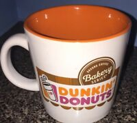 Dunkin Donuts Bakery Series 14oz Coffee Mug Never Used