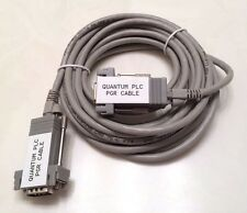 Modicon Quantum PLC 140 Series CPU Programming Cable