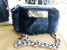 BRIGHTON NWT My Flat In London Trust Fund Fur Purse W/Chain Strap