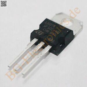 5 x ST13007A = MJE13007 = TE13007 NPN power transistor STM TO-220 5pcs