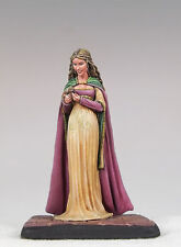 A Game of Thrones Miniatures: Young Lady in Waiting with Puppy  DSM5108