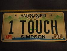 Bart Lisa Marge Homer Simpson 1 ONE TOUCH illuminati Plate Golf Boxing Tennis