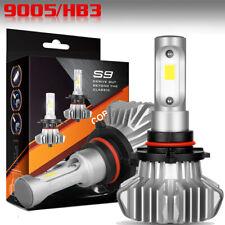 9005 HB3 9145 9140 H10 1300W 195000LM LED Fog Light Kits 6000K White Headlight