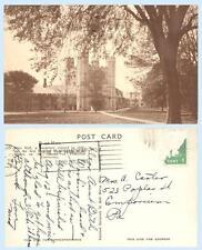 Blair Hall Princeton University New Jersey 1948 Building Postcard Architecture