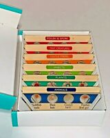 Learning Resources Prepared Slides  Box Science Home school 6 slides Teaching