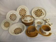 Brown Vintage Original Royal Worcester Pottery