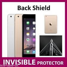 iPad Mini 3 INVISIBLE Screen Protector Shield - BACK BODY Protection Guard