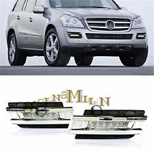 White LED DRL Daytime Fog Light Run lamp For Mercedes-Benz X164 GL450 06-09 2x