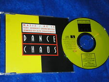 CD maxi MATIZ AC 16 alex christensen HERBERT GRÖNEMEYER dance chaos 1993 MIX