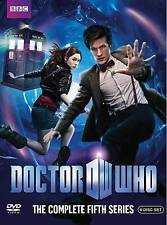 Doctor Who: The Complete Fifth Series (Dvd, 2013, 6-Disc Set) Factory sealed