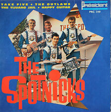 "Vinyle 45T The Spotnicks ""The outlaws"""