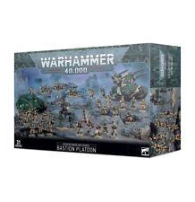 Warhammer 40k Astra Militarum Battleforce - Bastion Platoon NEW