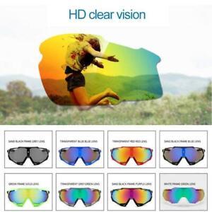 Cycling Glasses Mountain Bicycle UV400 Bike Sunglasses MTB Eyewear Goggles Sport