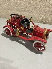 Franklin Mint 1916 Ford Model T Fire Engine 1/16 Die Cast 1