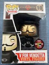 Funko pop v for vendetta v de vendeta figura figure vinyl movies película