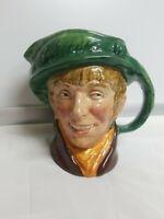 """Vintage Large ROYAL DOULTON """"ARRIET"""" TOBY Jug Mug  Made in England- 1946"""