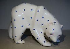 Plichta - large Spotty polar Bear