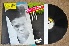 SKY HIGH & THE MAU MAU Blackout reggae RECORD LP VG