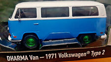 DHARMA Van Lost 1971 Volkswagen Type 2 - Scala 1:24 Die Cast - GreenLight