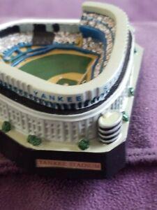 yankee stadium replica 3 inch display new york yankees mlb baseball park