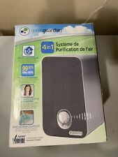 GermGuardian Hepa Air Purifier 4-in-1 Uv Sanitizer Odor Reduction Compact