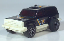 """Vintage Tonka Sheriff Pickup Truck With Camper 3.25"""" Scale Model"""