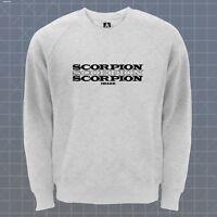 Scorpion Words Sweatshirt Drake Ovo God's Plan Jumper Views More Life Sweat Top