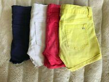 *Joe'S Jeans And Aqua Mixed Shorts Lot - Excellent Condition - Size 14!*