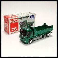 Tomica 76 Isuzu Giga Dump Truck Tomy Car ( Box Damage )